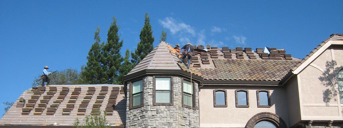 Residential Roofing Sacramento Gaf Master Elite Roofer