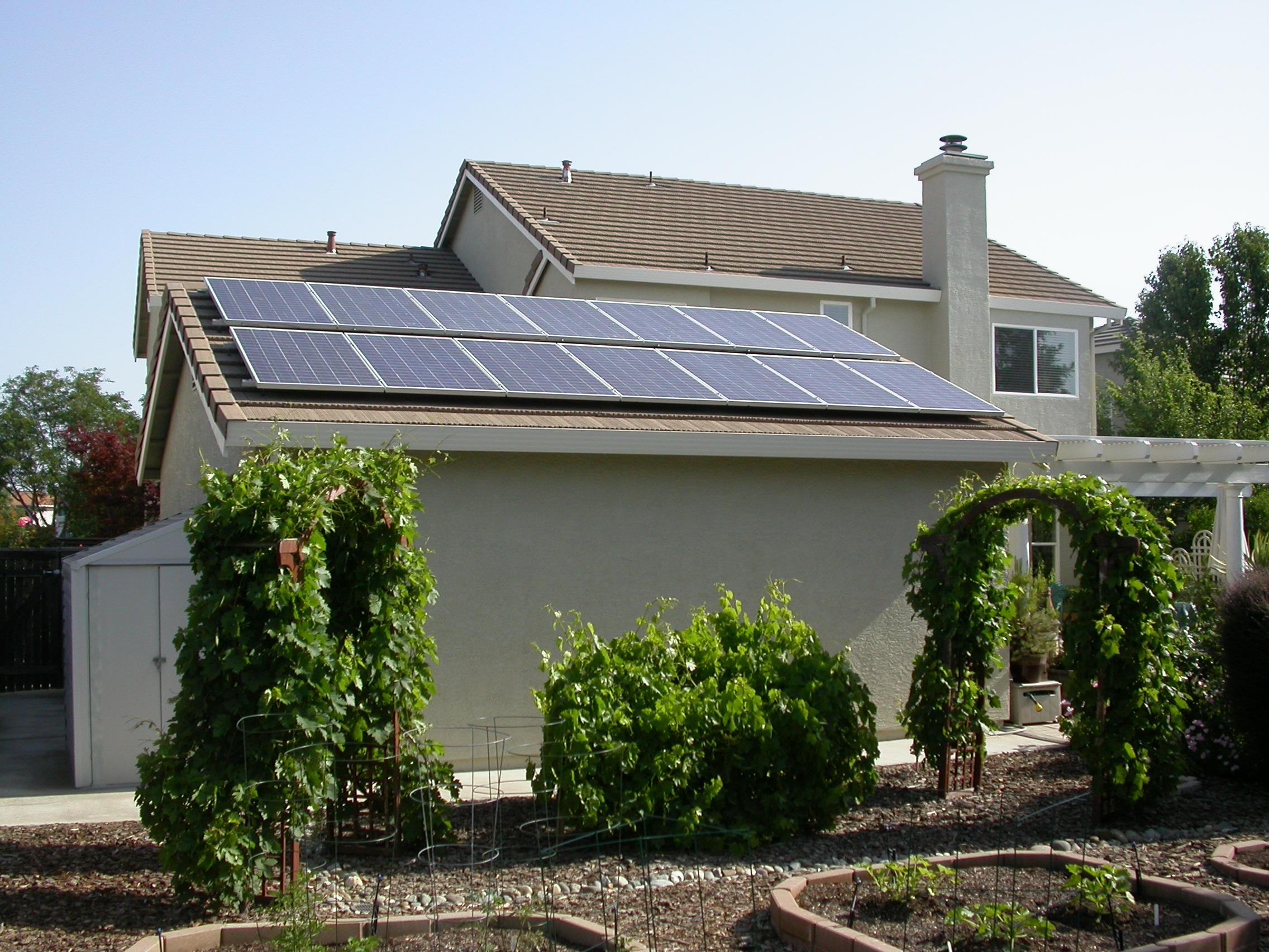solar panel installation sacramento